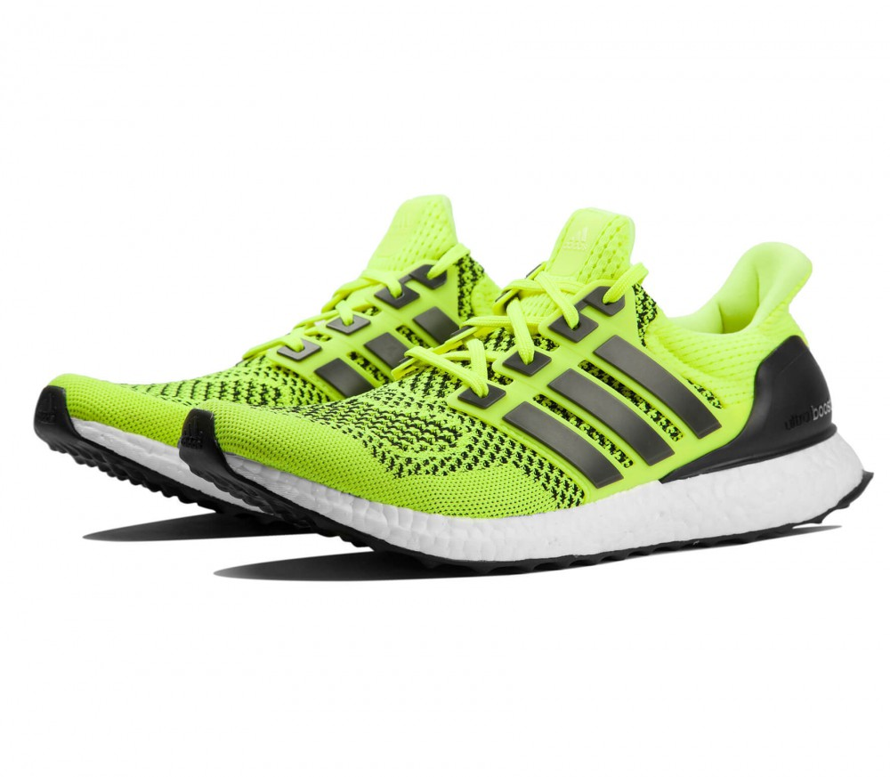 adidas ultra boost herren green