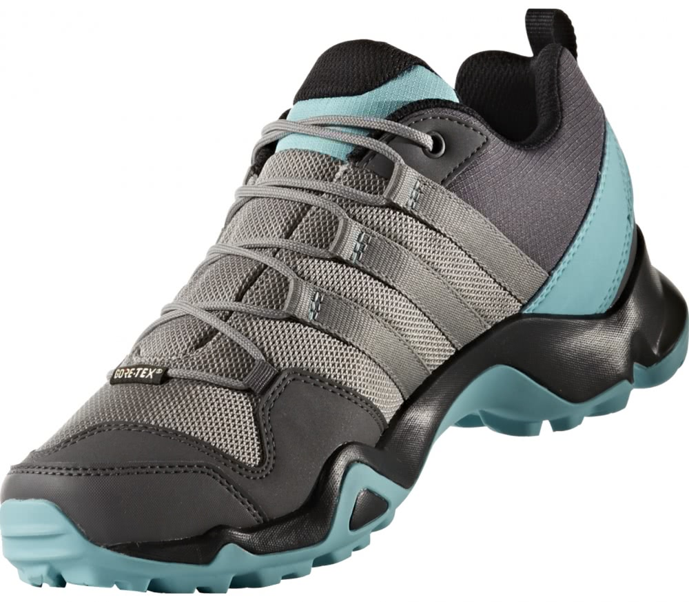 adidas Terrex AX2R GTX für Damen (grau / 5) jUUpxkB9L