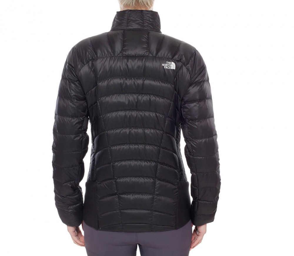 the north face quince pro hooded damen daunenjacke. Black Bedroom Furniture Sets. Home Design Ideas