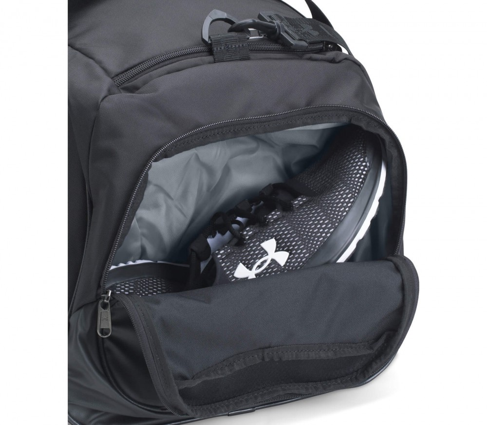 Under Armour - Undeniable Duffel II L (schwarz/weiß)