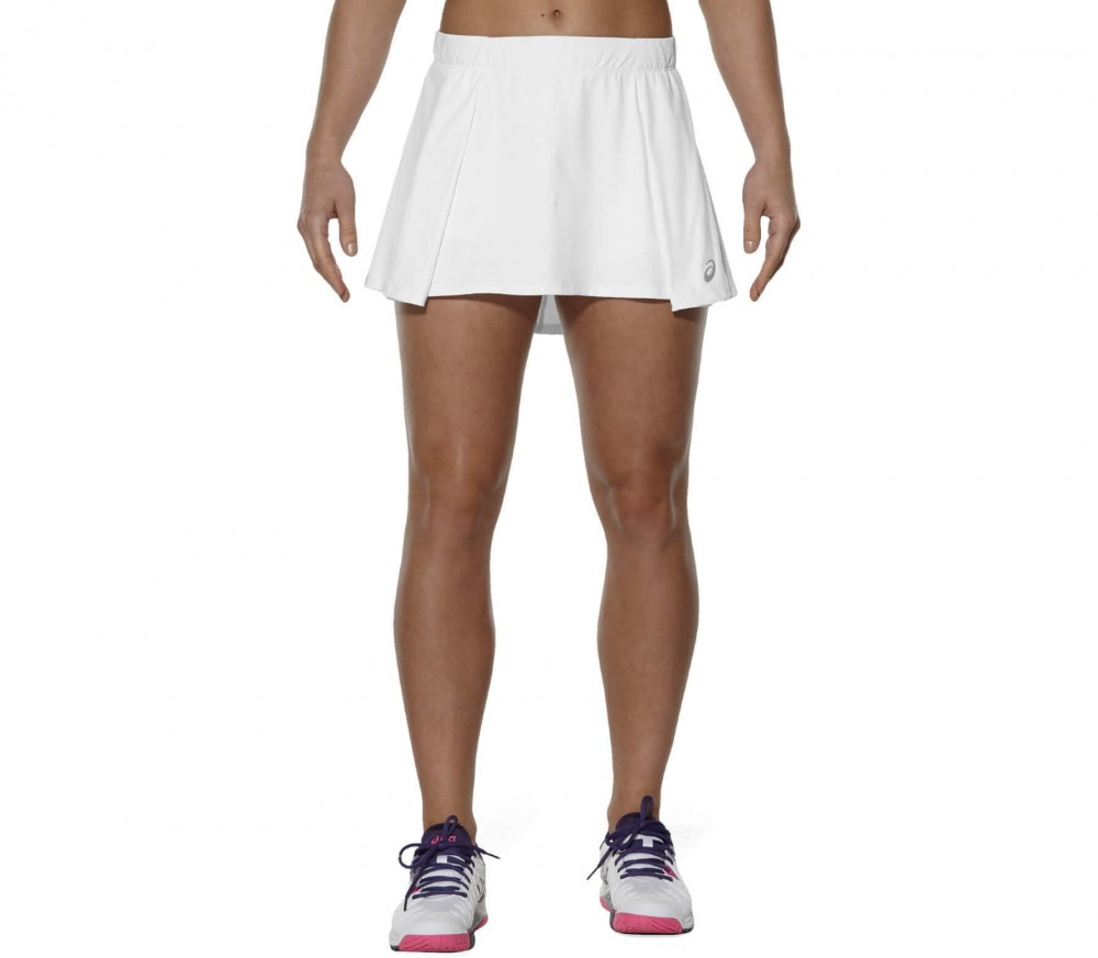Asics - Athlete Damen Tennisrock (weiß)