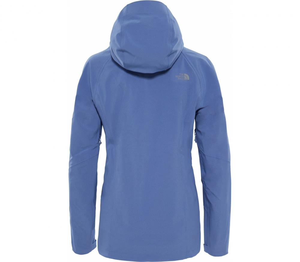 the north face apex flex gtx damen regenjacke blau im online shop von keller sports kaufen. Black Bedroom Furniture Sets. Home Design Ideas