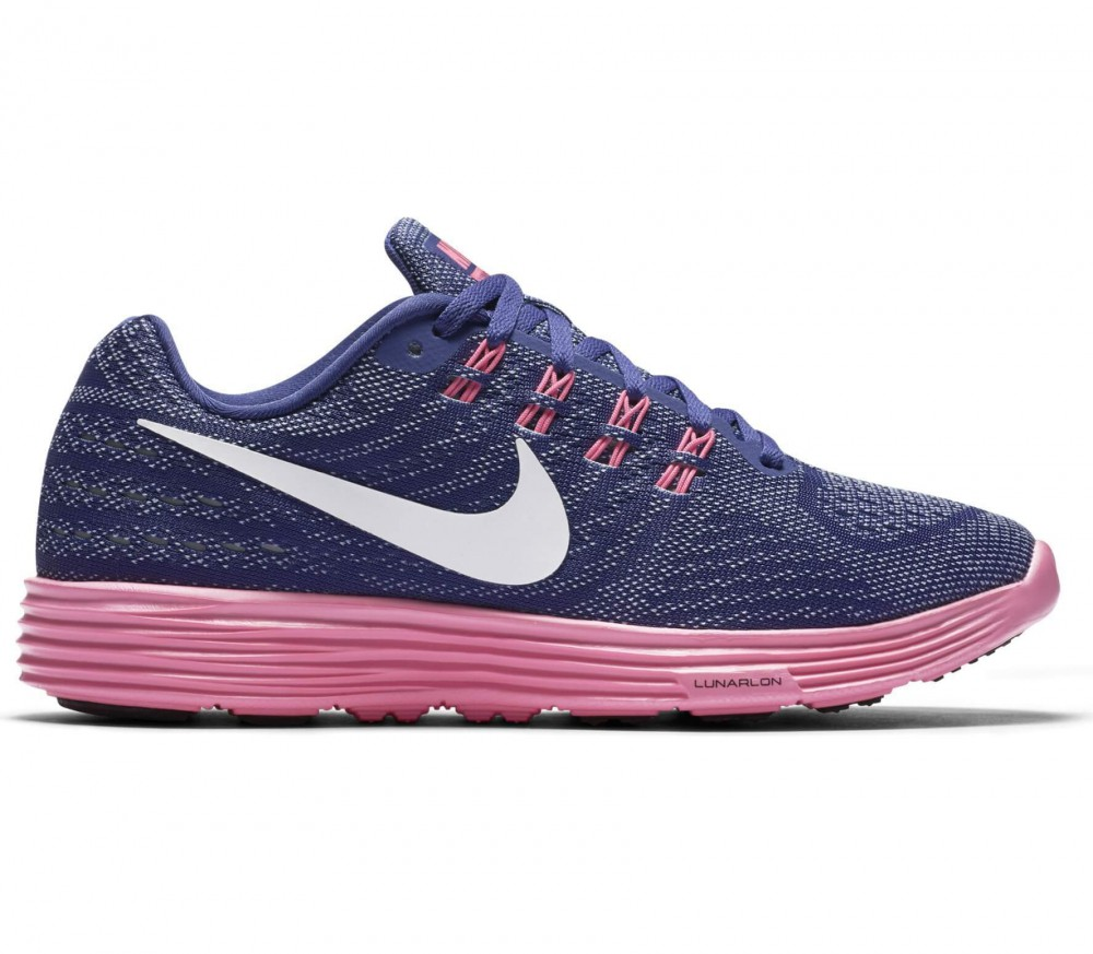 Nike - LunarTempo 2 Damen Laufschuh (lila/pink)