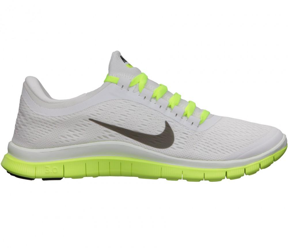 Nike Free 3.0 V5 Damen Schwarz Weiß