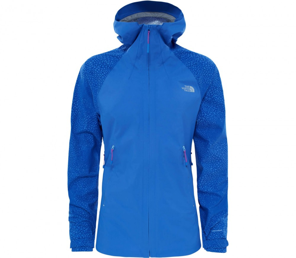 The North Face - Keiryo Diad Damen 2,5-Lagen Shelljacke (blau)