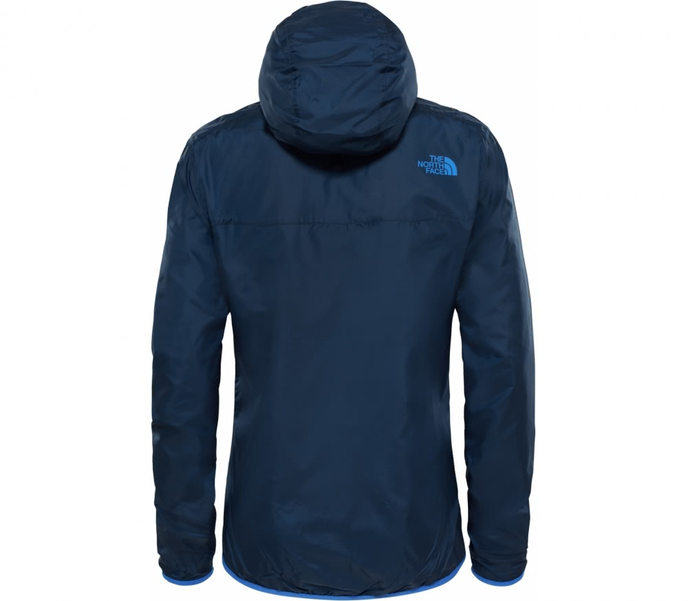 the north face tanken windwall damen windbreaker jacke blau im online shop von keller sports. Black Bedroom Furniture Sets. Home Design Ideas