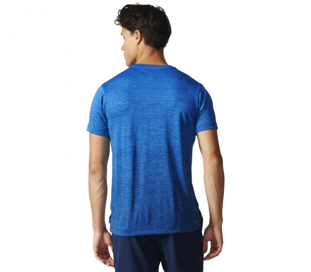 Adidas - FreeLift Gradient Herren Trainingsshirt (blau)