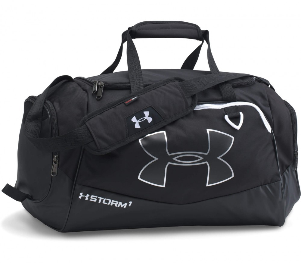 Under Armour - Undeniable Duffel II S (schwarz/weiß)