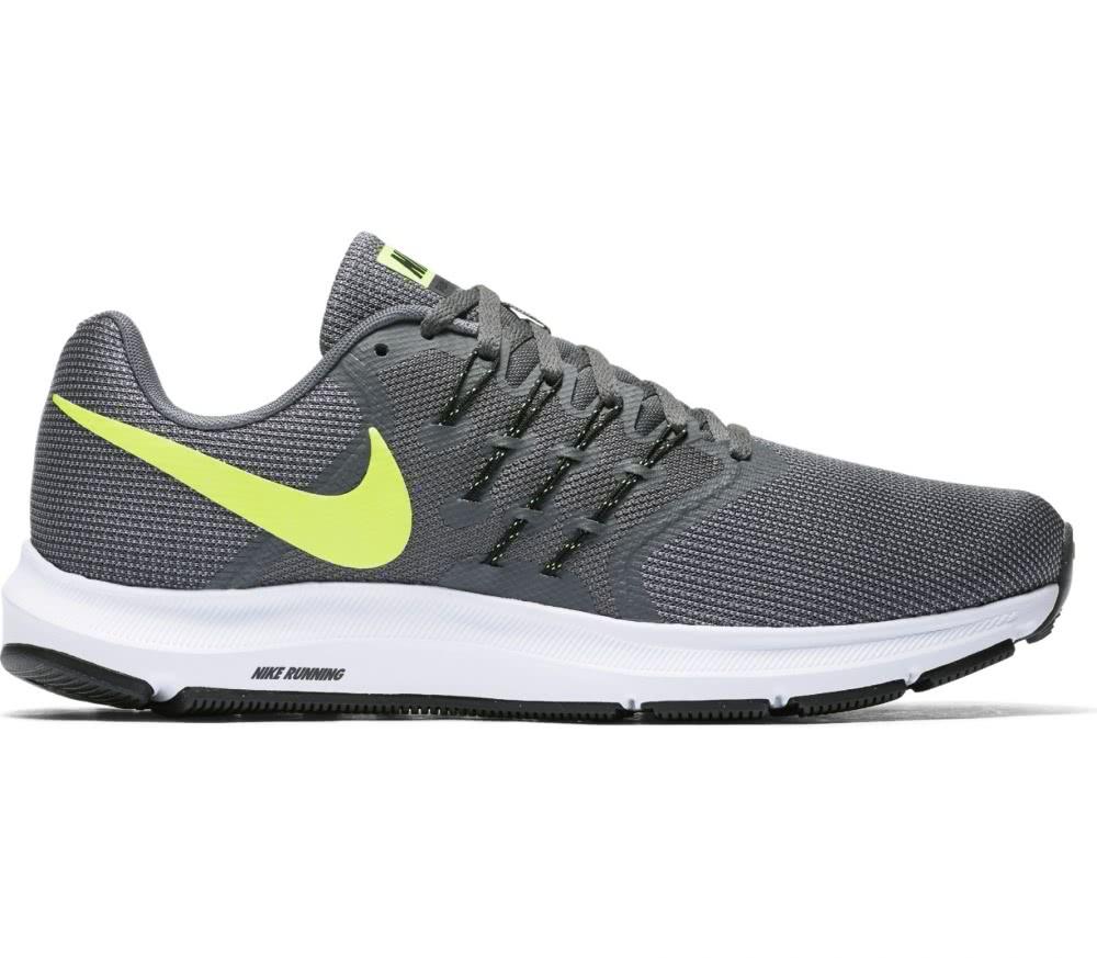 NikeRun Swift  LaufschuheHerren  grau / neongelb