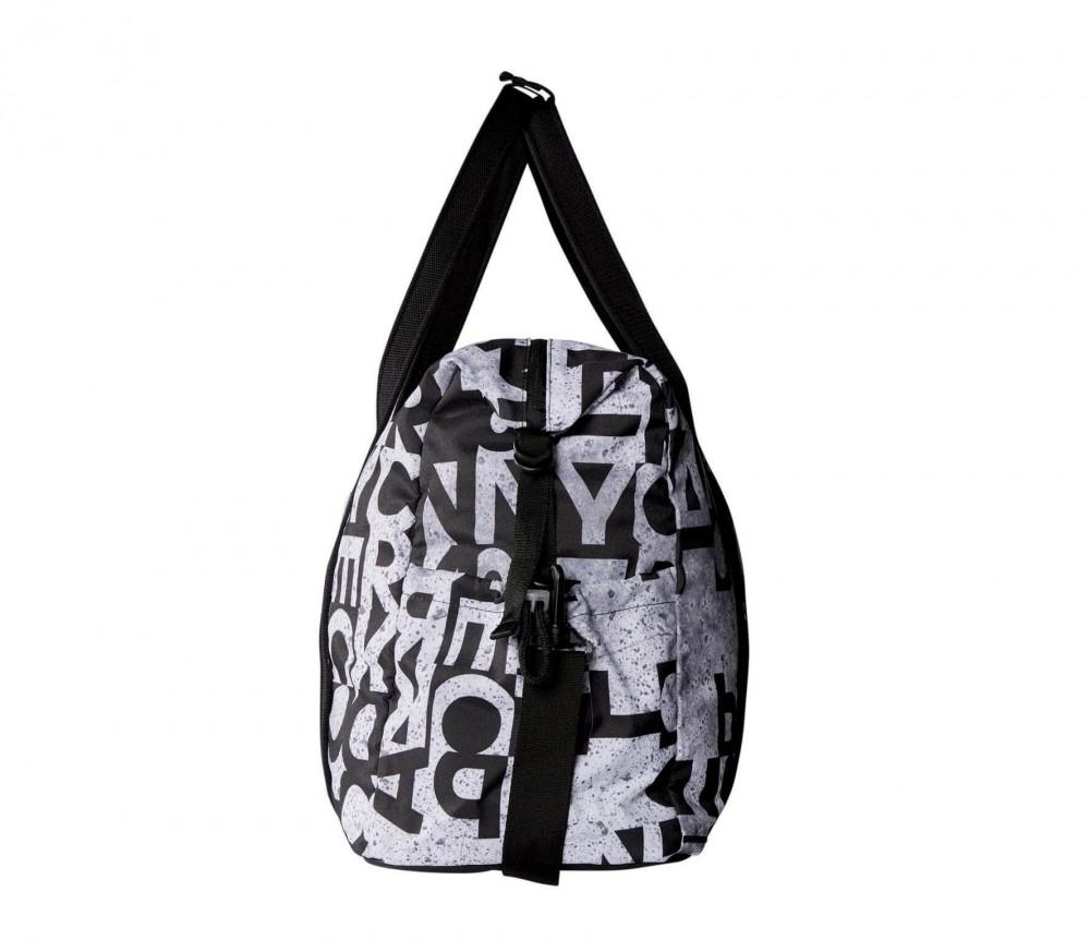 adidas perfect teambag graphic trainingstasche schwarz. Black Bedroom Furniture Sets. Home Design Ideas