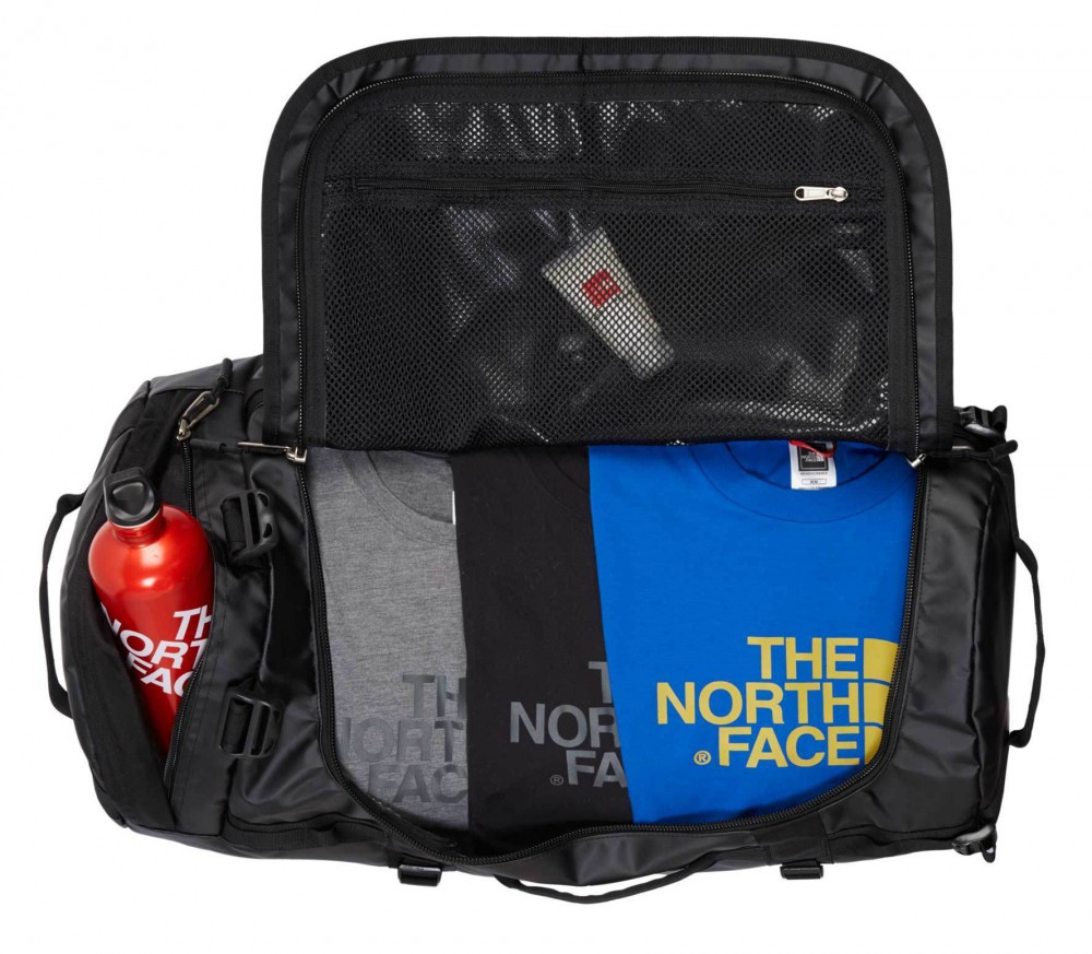 The North Face - Base Camp Duffel M Bag (schwarz)