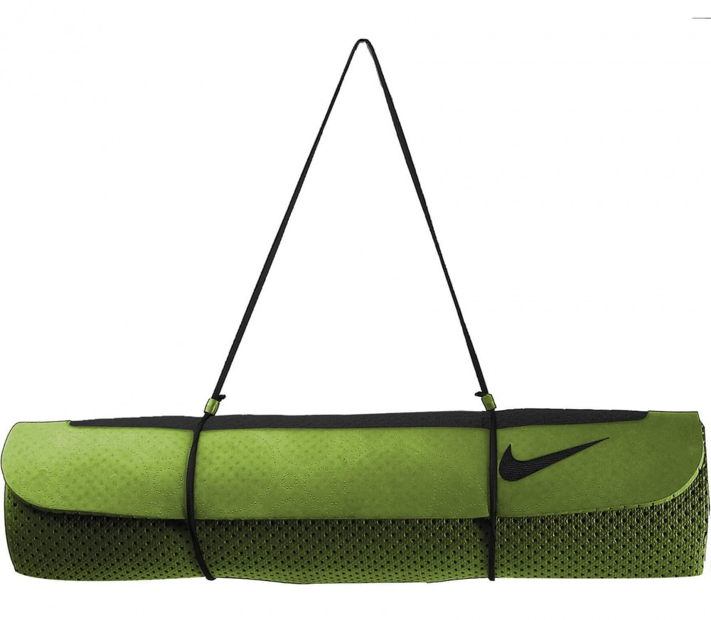Nike - Ultimate Yoga Trainingsmatte 5mm (dunkelgrau/dunkelgrün)