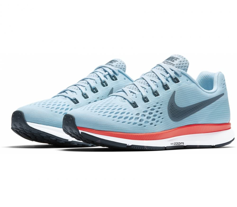 Nike - Air Zoom Pegasus 34 Damen Laufschuh (blau)