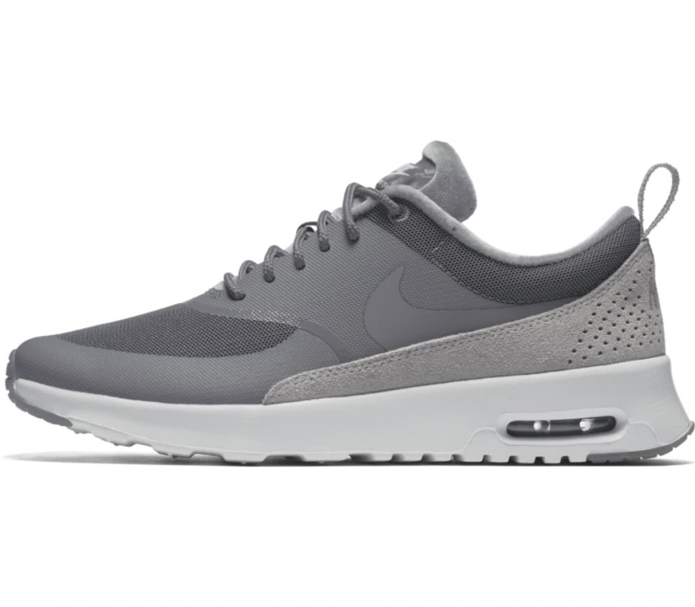 nike air max thea lx damen sneaker grau im online shop. Black Bedroom Furniture Sets. Home Design Ideas