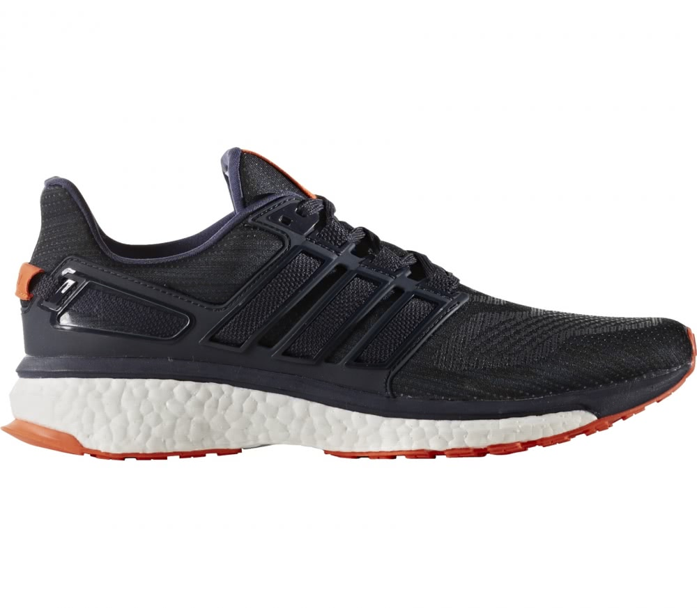 Adidas - Energy Boost 3 Herren Laufschuh (dunkelblau/orange)