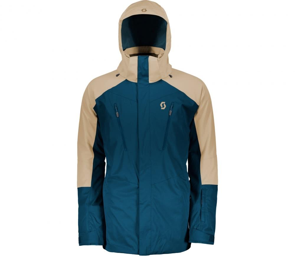 scott jacket ultimate dryo 20 herren skijacke hellbraun. Black Bedroom Furniture Sets. Home Design Ideas