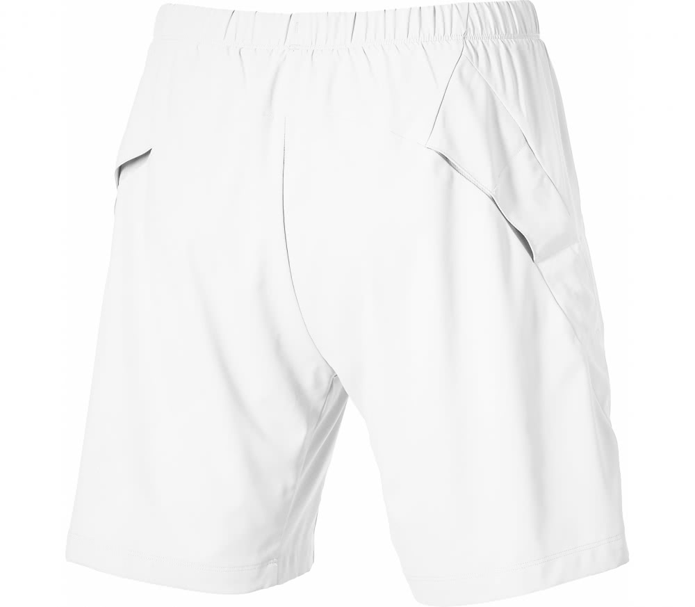 Asics - Athlete 7In Herren Tennisshort (weiß)