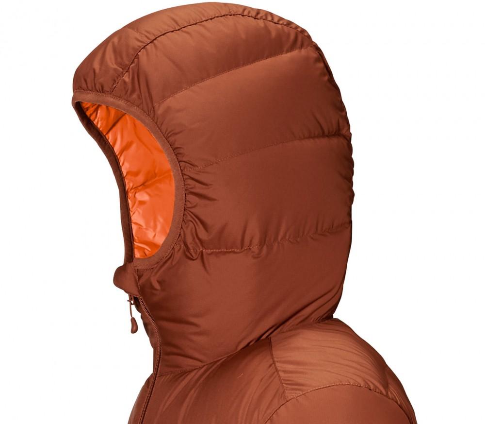 jack wolfskin helium herren daunenjacke orange im. Black Bedroom Furniture Sets. Home Design Ideas