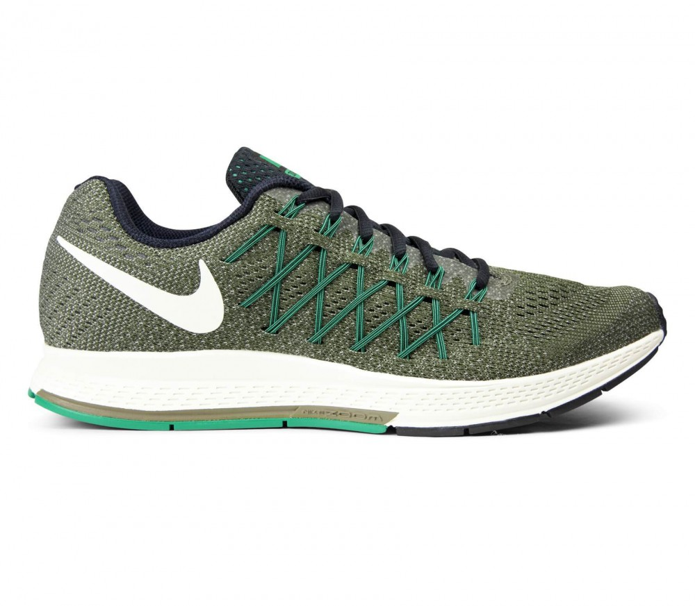 nike air zoom pegasus 32 herren laufschuh khaki im. Black Bedroom Furniture Sets. Home Design Ideas