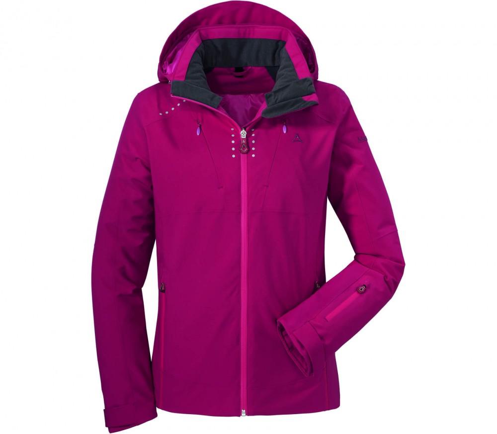 sch ffel klosters damen skijacke pink im online shop von keller sports kaufen. Black Bedroom Furniture Sets. Home Design Ideas
