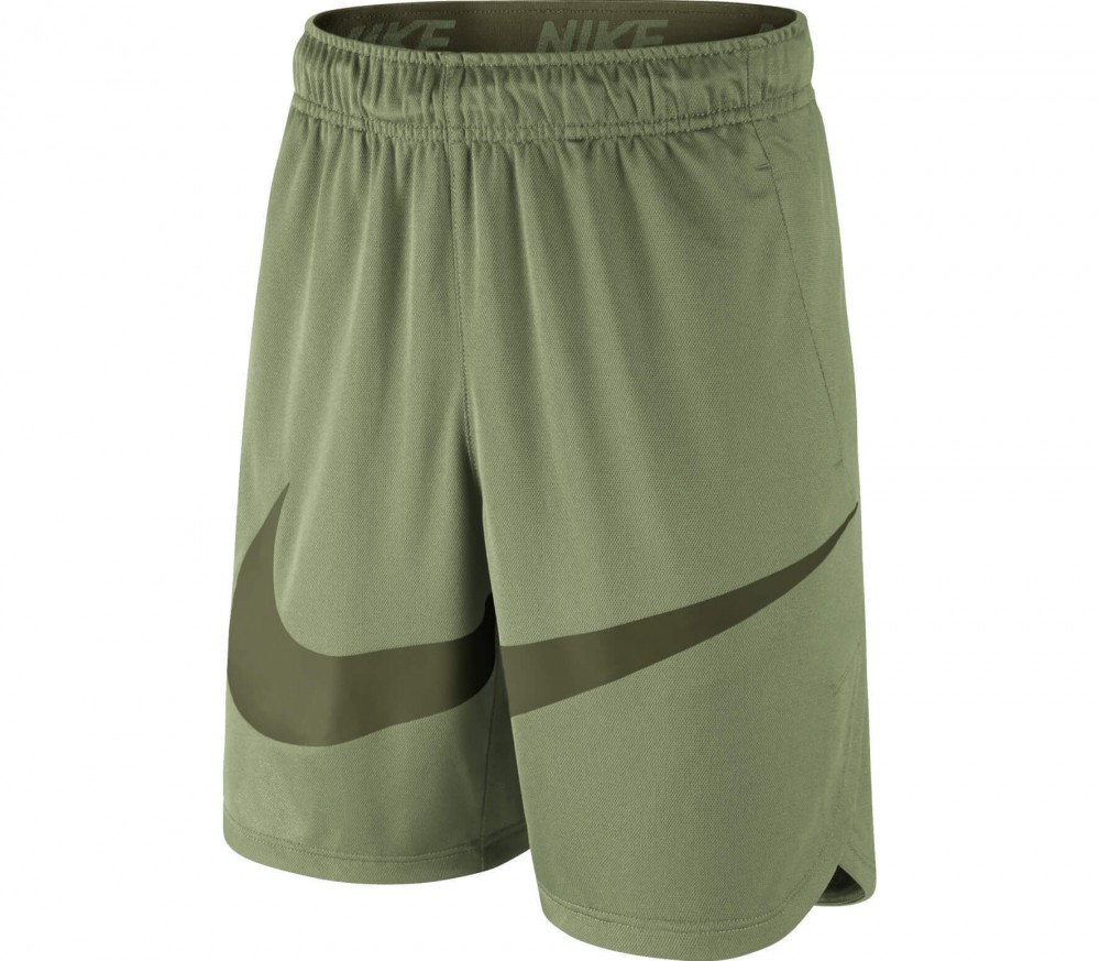 Nike - Junior Trainingshort (grün)