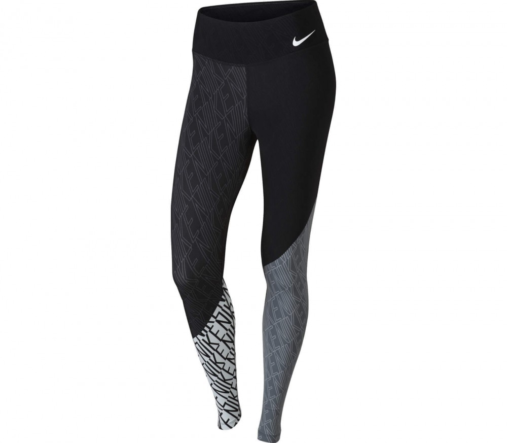 Nike - Power Legendary Damen Trainingstight (grau)