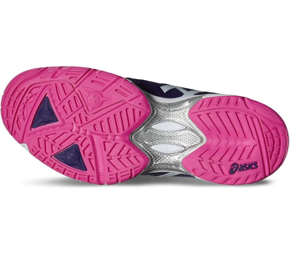 Asics - Gel-Solution Speed 3 Damen Tennisschuh (lila/pink)