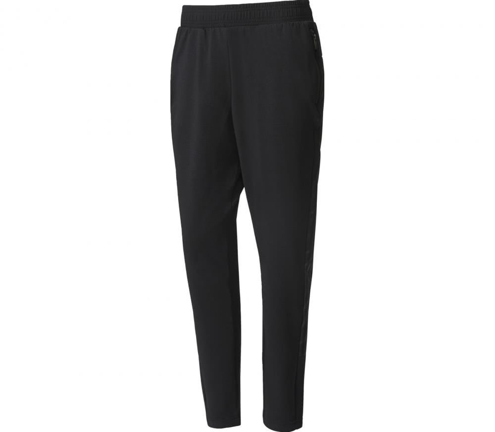 Adidas - Sport ID Tapered Damen Trainingshose (schwarz)