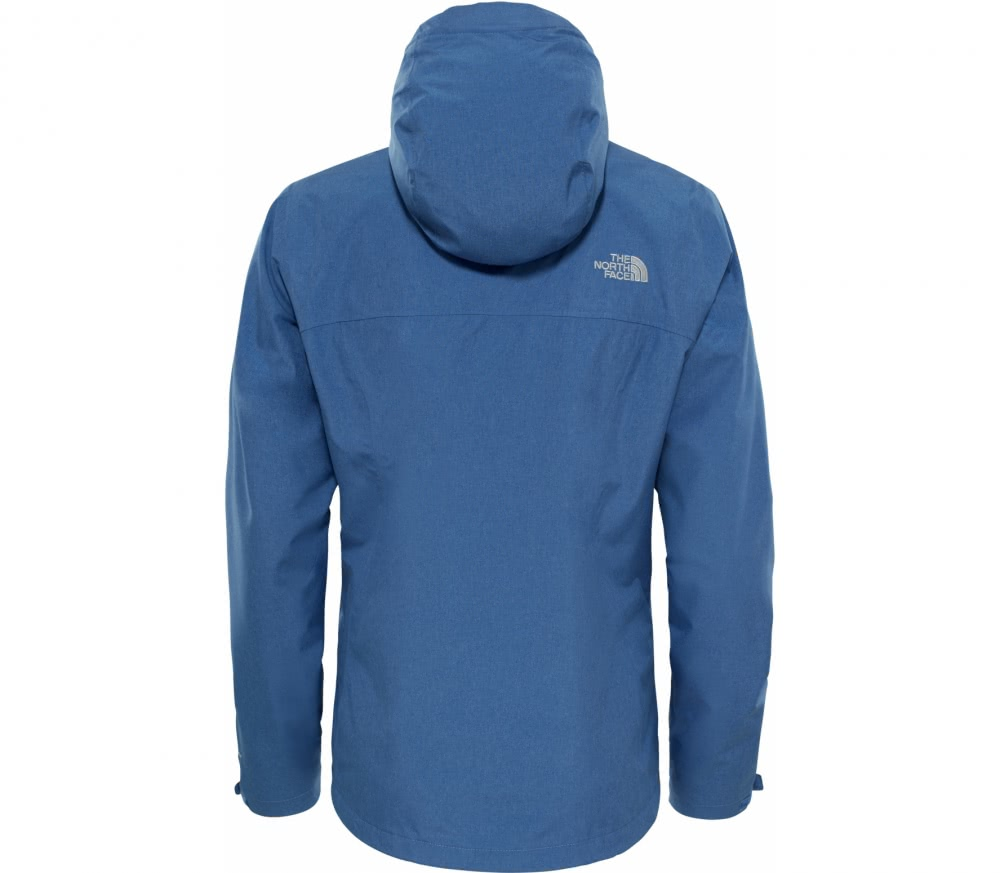 the north face sangro damen regenjacke blau im online shop von keller sports kaufen. Black Bedroom Furniture Sets. Home Design Ideas