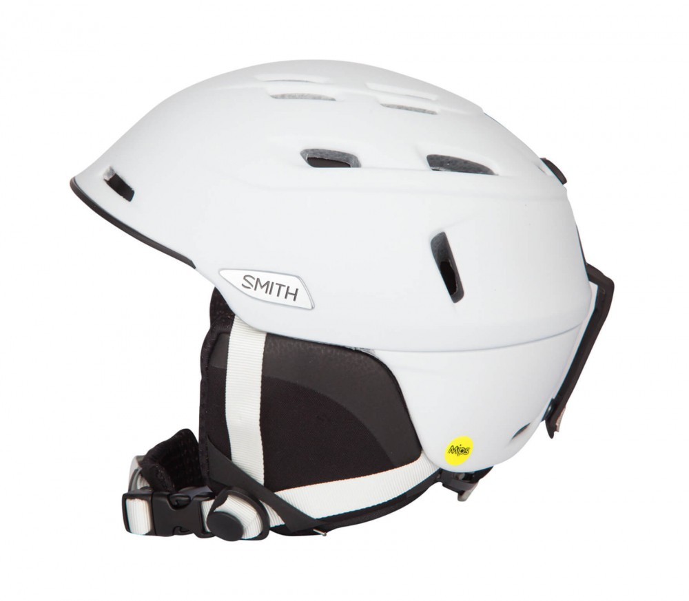 Smith - Camber MIPS Skihelm (weiß)
