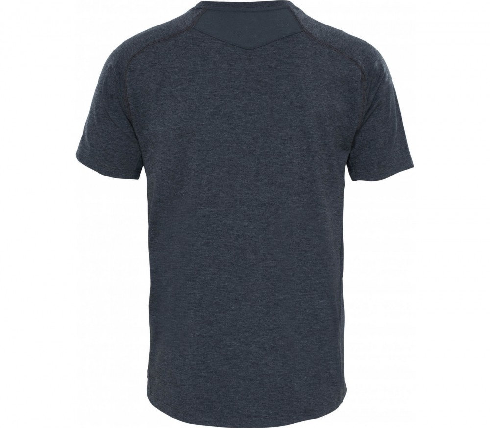The North Face - Wicker Graphic Crew Neck Herren Funktionsshirt (blau)