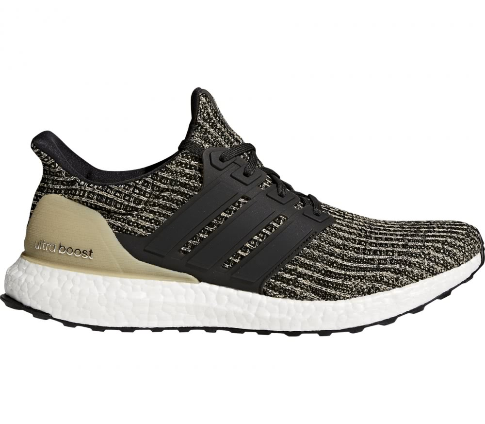 adidas ultra boost herren laufschuh schwarz beige im. Black Bedroom Furniture Sets. Home Design Ideas