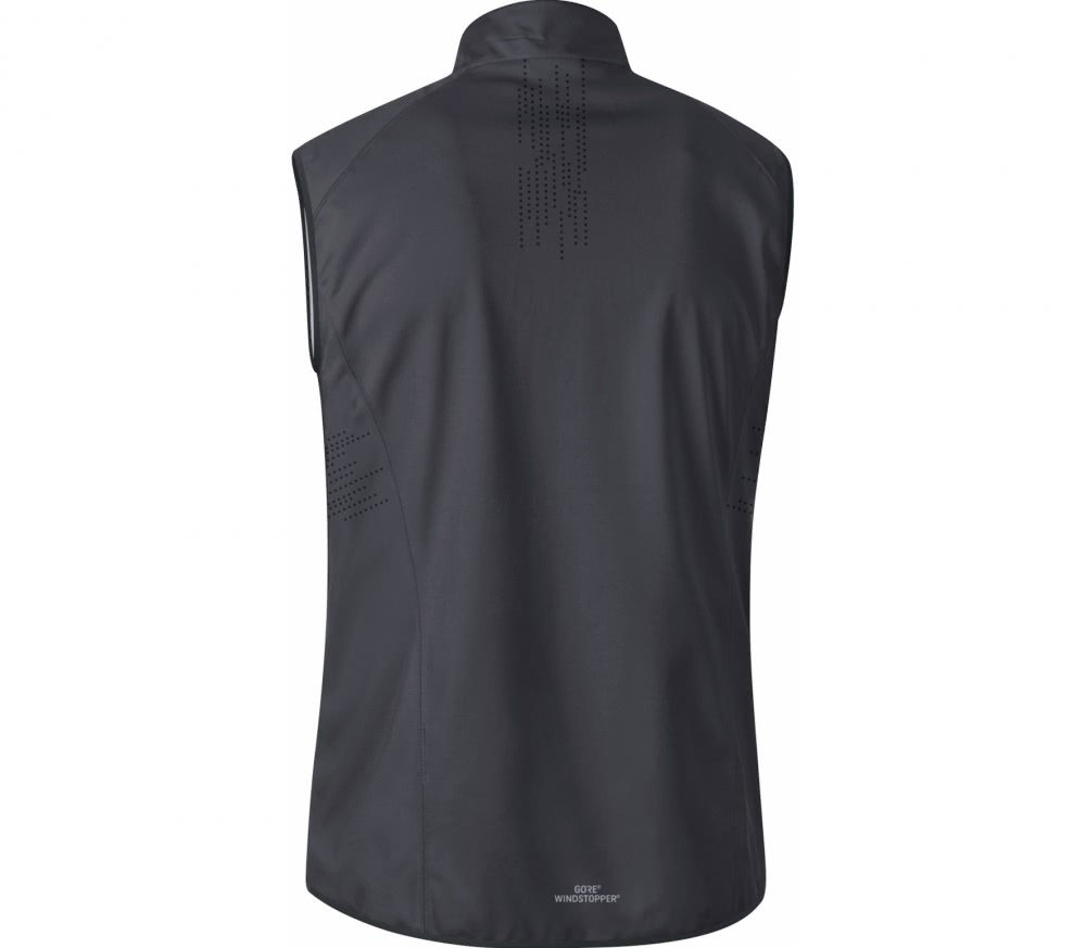 GORE RUNNING WEAR® - Mythos GWS Light Herren Laufweste (anthrazit)