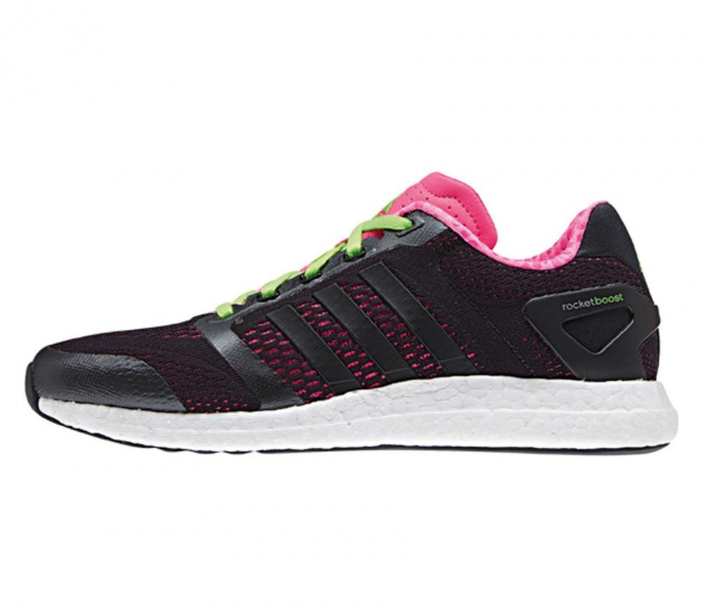 Adidas - CC Rocket Boost Damen Laufschuh (dunkelblau/pink)