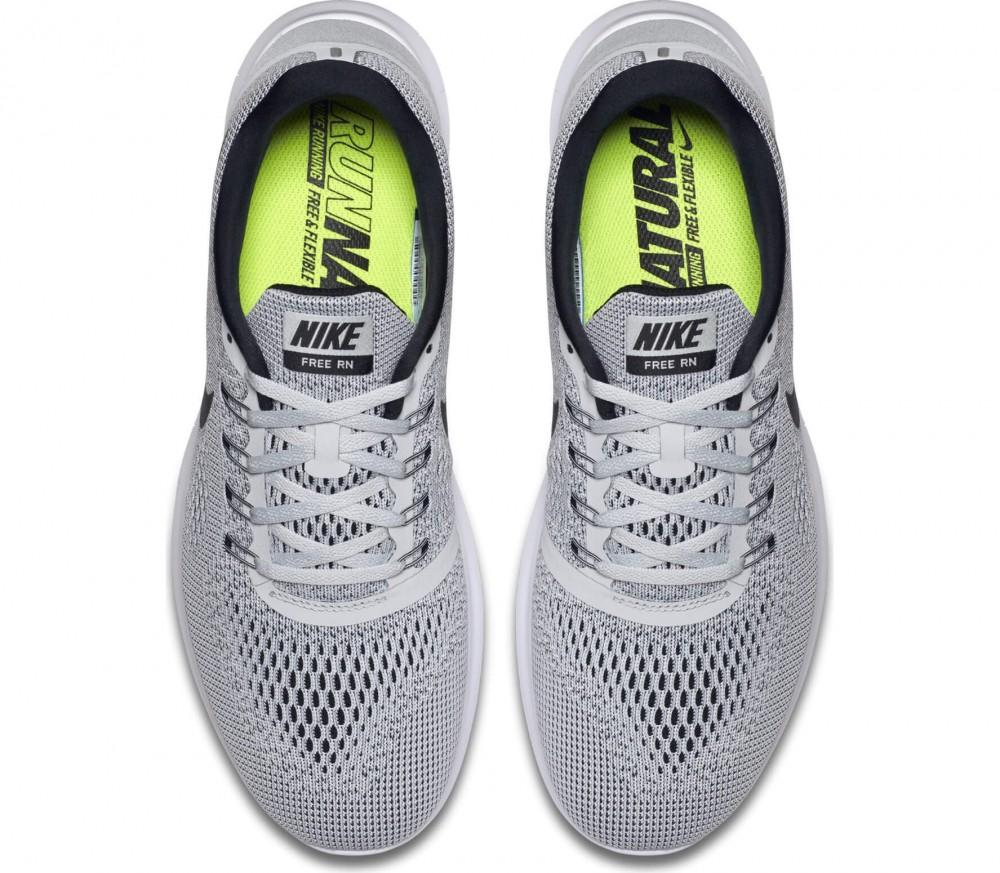nike lunarepic flyknit 818676 301 overkill berlin sneaker wear graffiti;  nike free rn herren laufschuh weiß grau