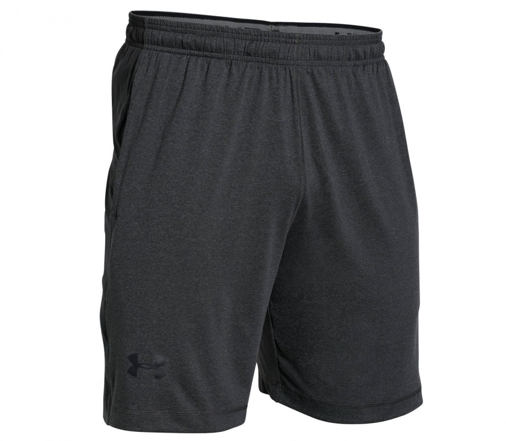 Under Armour - Raid 8 Inch Herren Tennisshort (dunkelgrau)