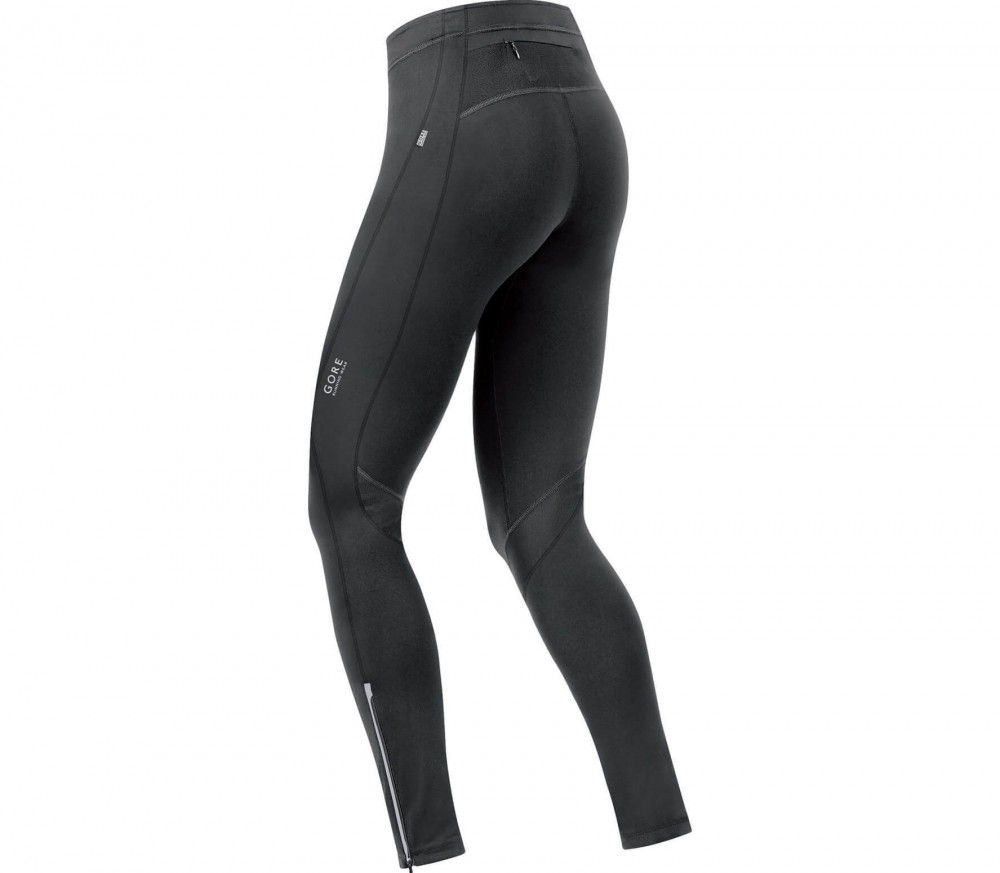 Gore - Essential Lady 2.0 Tights Damen Laufhose (schwarz)