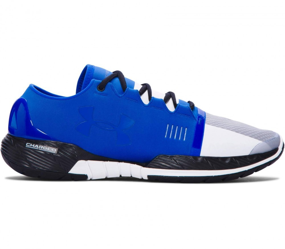 Under Armour - Speedform Amp Herren Trainingsschuh (blau/weiß)