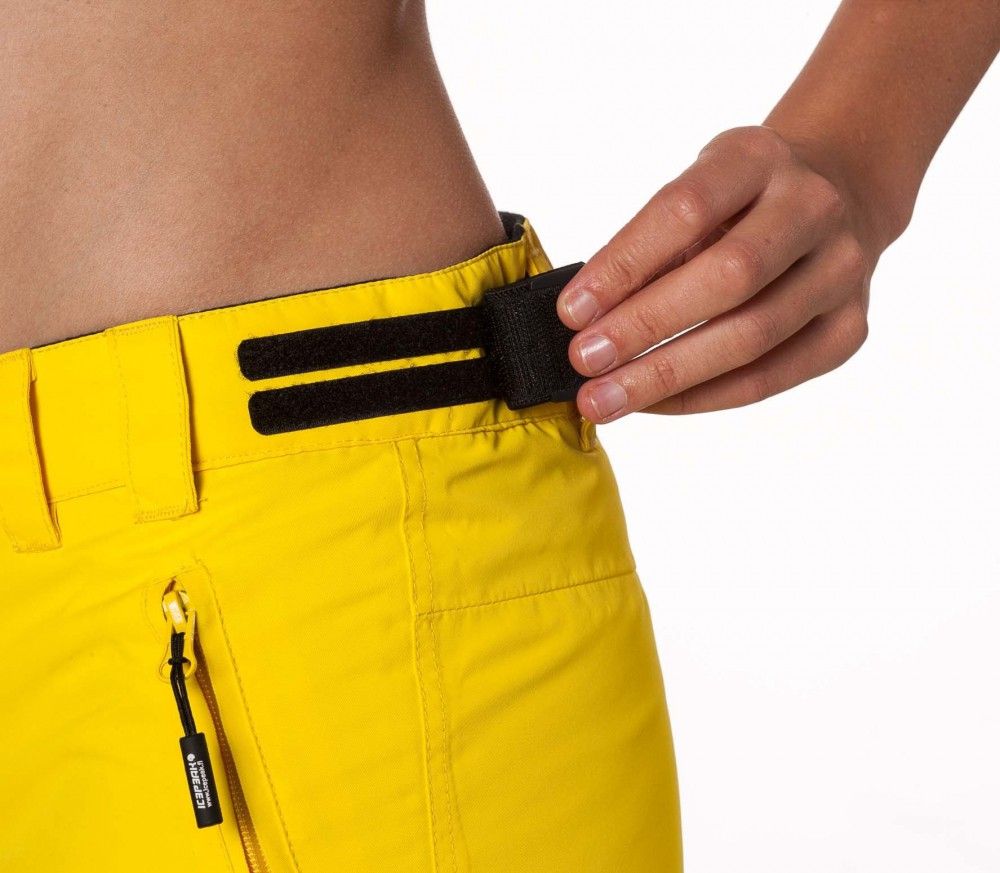 icepeak josie damen skihose gelb im online shop von. Black Bedroom Furniture Sets. Home Design Ideas