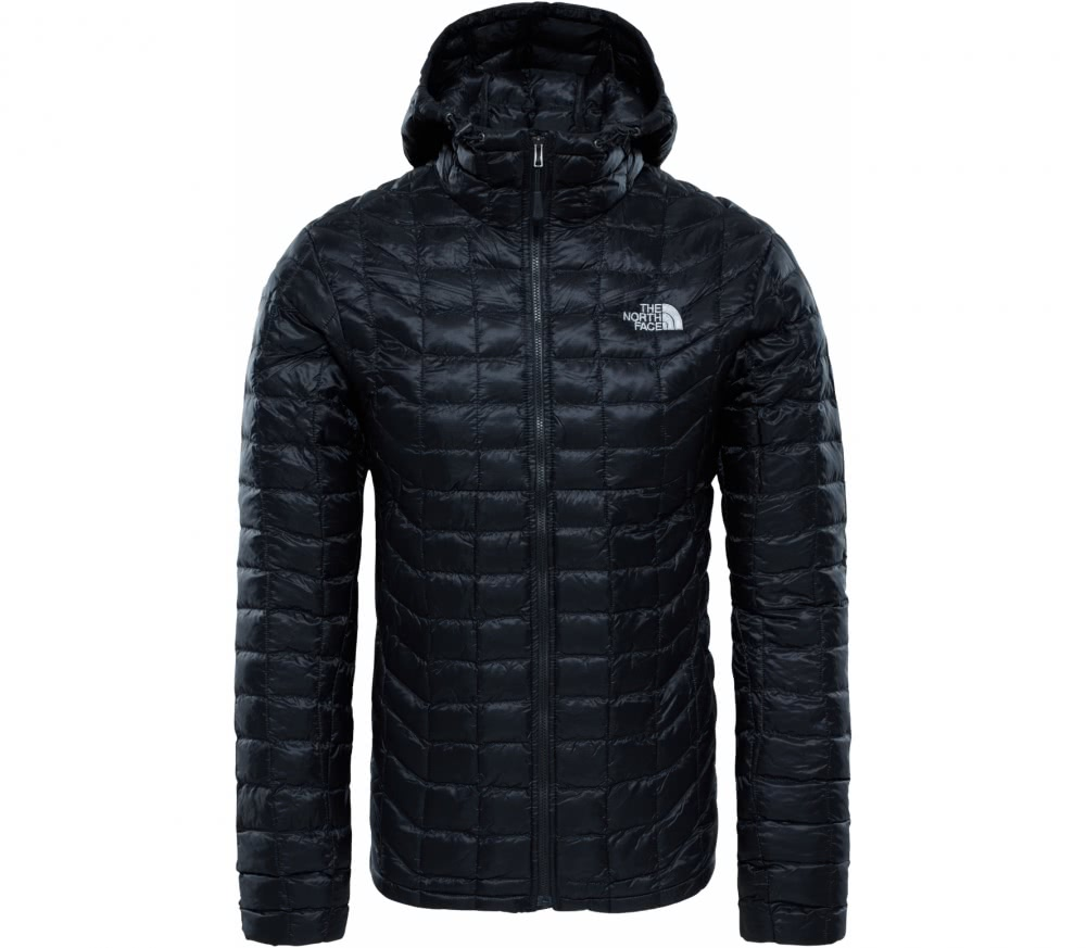 the north face thermoball herren winterjacke schwarz. Black Bedroom Furniture Sets. Home Design Ideas