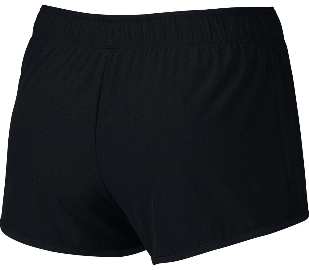 Nike - Flex Gym Reversible Damen Trainingsshort (schwarz/grau)