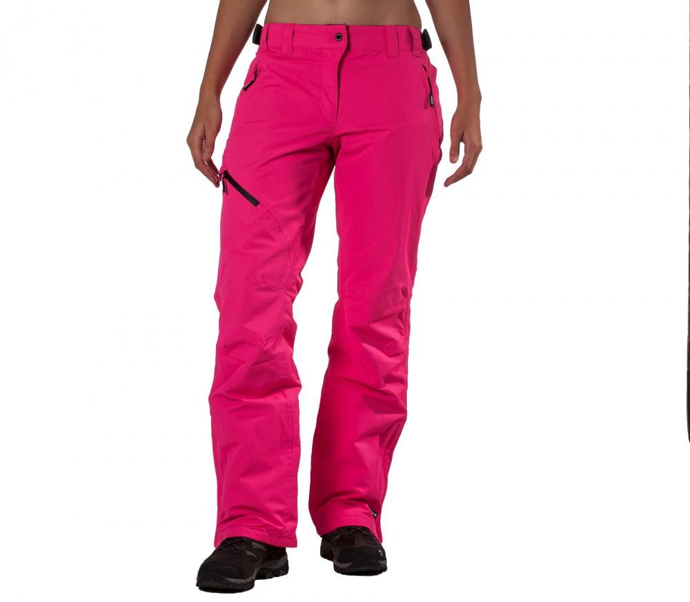 icepeak josie damen skihose pink im online shop von. Black Bedroom Furniture Sets. Home Design Ideas