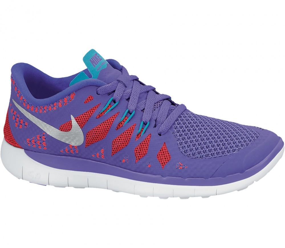Nike Free 5.0 Junior Rot