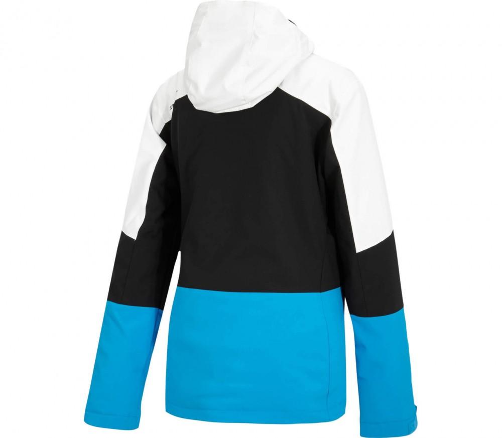 ziener tablica damen skijacke schwarz blau im online. Black Bedroom Furniture Sets. Home Design Ideas