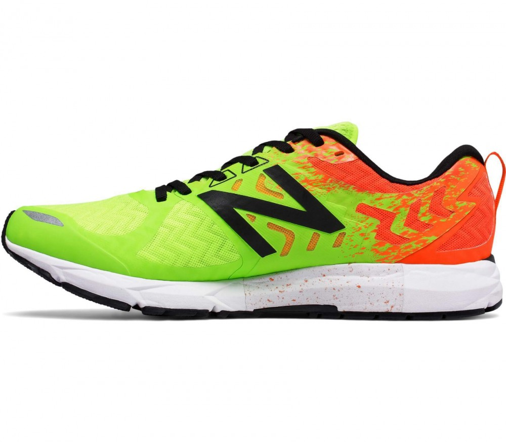 New Balance - Competition 15003 Herren Laufschuh (hellgrün/orange)