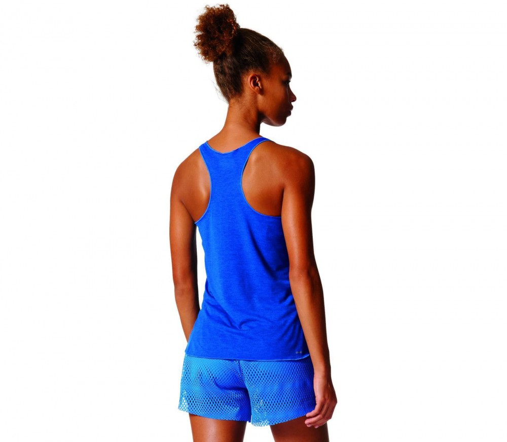 Adidas - Prime Damen Trainingstank (dunkelblau)
