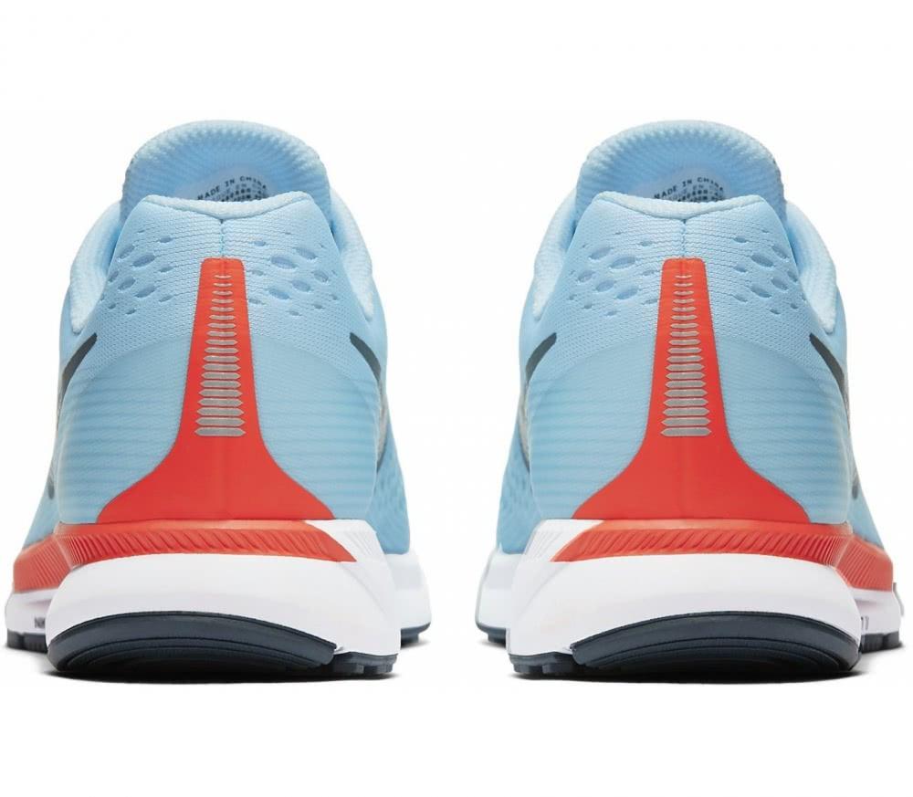 nike air zoom pegasus 34 herren laufschuh blau wei im online shop von keller sports kaufen. Black Bedroom Furniture Sets. Home Design Ideas