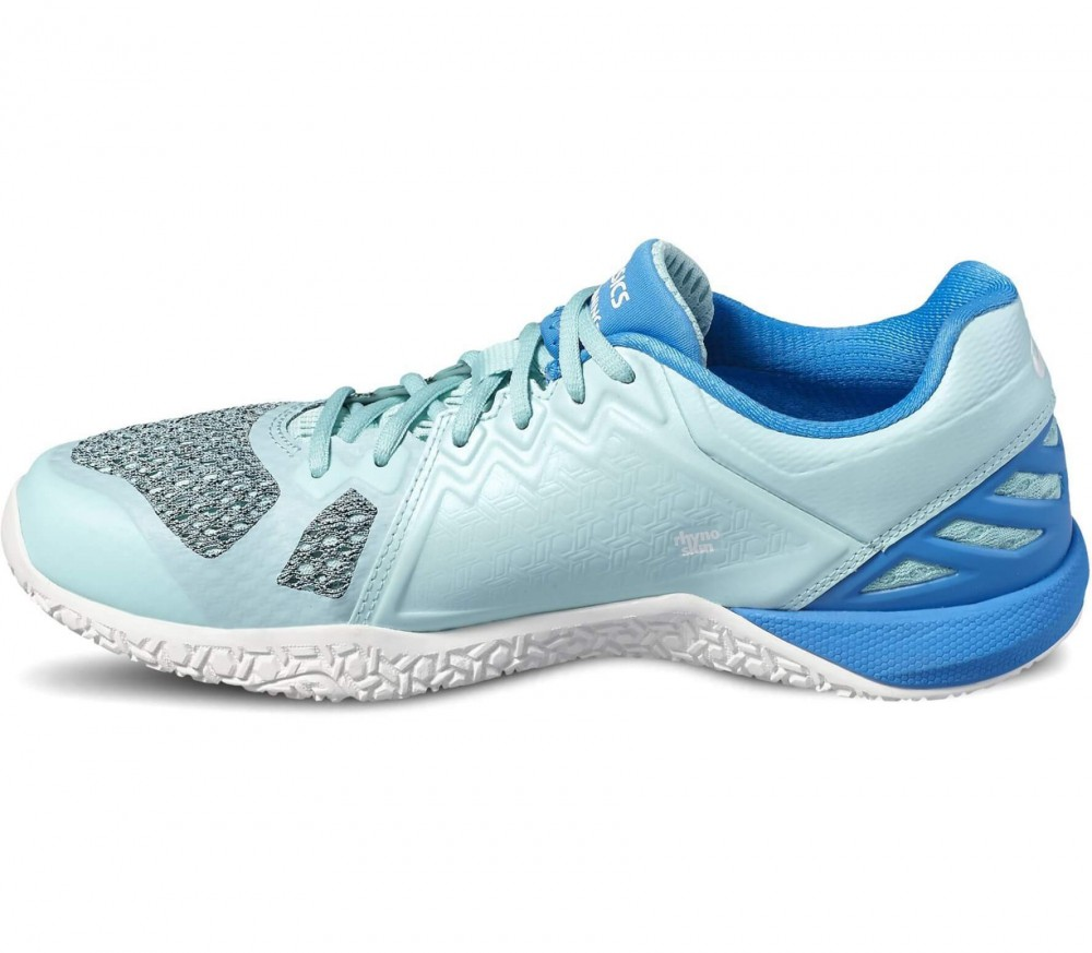 Asics - Conviction X Damen Trainingsschuh (blau/weiß)