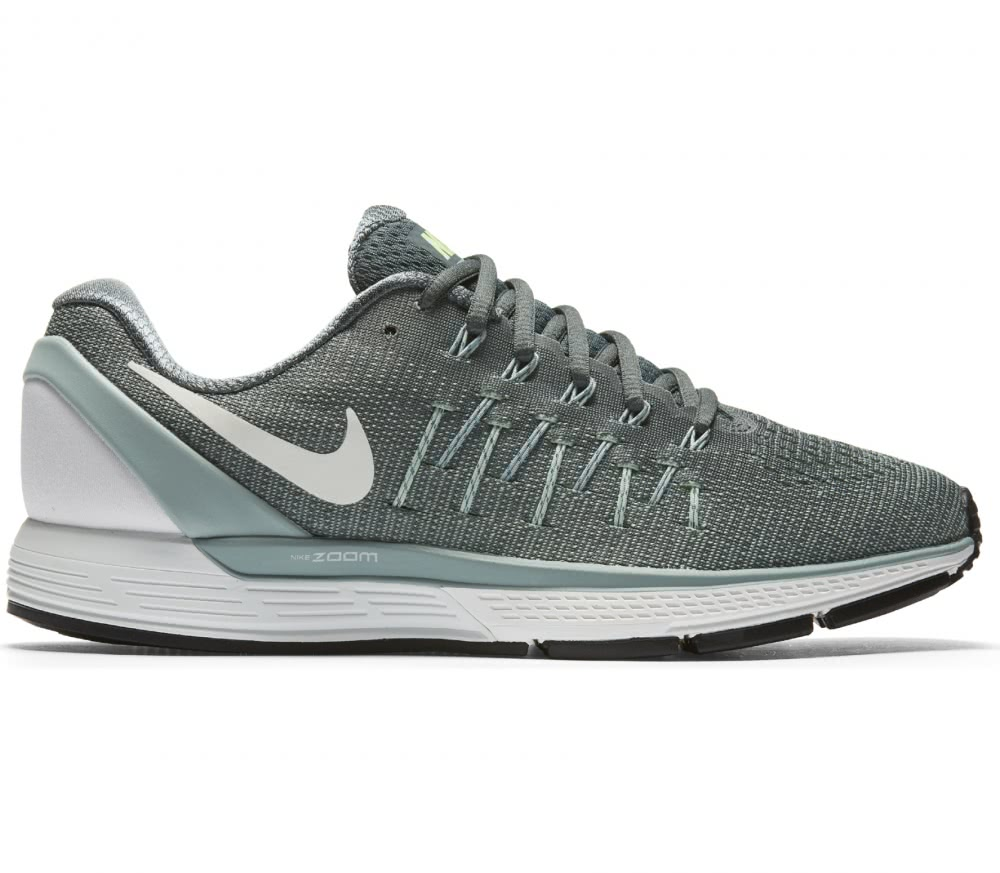 nike air zoom odyssey 2 herren laufschuh grau gr n im online shop von keller sports kaufen. Black Bedroom Furniture Sets. Home Design Ideas