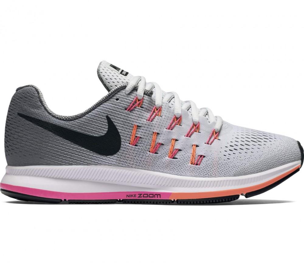 buy online special sales outlet boutique Nike - Air Zoom Pegasus 33 Damen Laufschuh (grau/rosa)